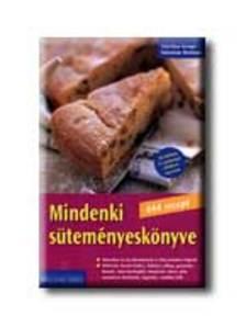 - Mindenki süteményeskönyve