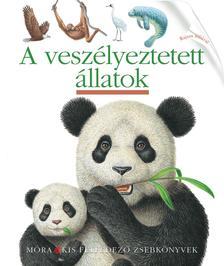 A veszélyeztetett állatok - Kis felfedező zsebkönyvek