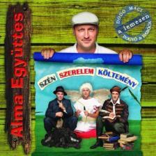 - SZÉN,SZERELEM,KÖLTEMÉNY CD ALMA ZENEKAR