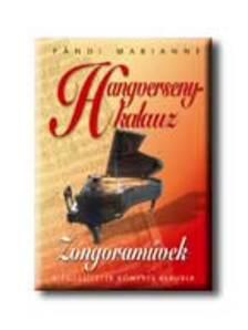 Pándi Marianne - HANGVERSENYKALAUZ IV. - ZONGORAMŰVEK