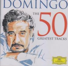 DOMINGO - 50 GREATEST TRACKS / DOMINGO  2CD