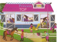 - Princess TOP - Horses: a funny day (pink)