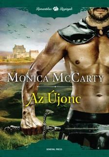 Monica McCarty - Az Újonc [eKönyv: epub, mobi]