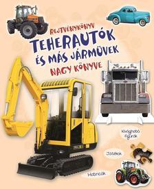 - Rejtvénykönyv - Teherautók és más járművek nagy könyve