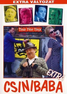 Tímár Péter - CSINIBABA - EXTRA VÁLTOZAT  DVD