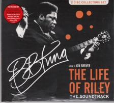 B.B.KING - THE LIFE OF RILEY SOUNDTRACK B.B.KING 2CD DELUXE SET