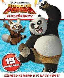 - Kung Fu Panda - kifestőkönyv