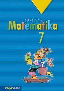 - MS-2307 SOKSZÍNŰ MATEMATIKA 7.