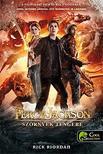 Rick Riordan - Percy Jackson és az olimposziak 2. - A szörnyek tengere filmes borítóval - KEMÉNY BORÍTÓS