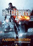 Peter Grimsdale - Battlefield 4: A háború küszöbén