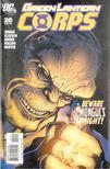 Gleason, Patrick, Tomasi, Peter J. - Green Lantern Corps 20. [antikvár]