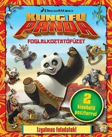 - Kung Fu Panda - foglalkoztatófüzet