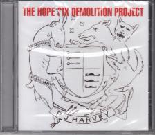 THE HOPE SIX DEMOLITION PROJECT CD PJ HARVEY