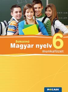 Lénárd Judit - MS-2365 SOKSZÍNŰ MAGYAR NYELV MF. 6. OSZT