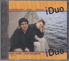RACHMANINOFF,RAVEL,DEBUSSY - IDUO,CD