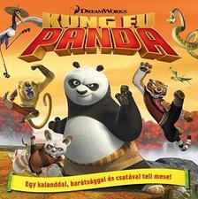 - Kung Fu Panda - mesekönyv