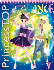 Princess TOP - Just dance (blue)