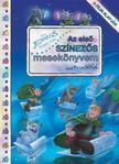 - - Disney - Jégvarázs: Északi fények - Az első színezős mesekönyvem matricákkal