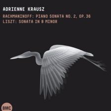 RACHMANINOFF / LISZT - PIANO SONATA NO. 2 OP. 36 / SONATA IN B MINOR  CD