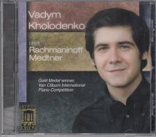 MEDTNER,RACHMANINOFF - SONATA,PIANO TRANSCRIPTIONS,CD