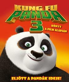 - Kung Fu Panda 3. - mesekönyv #