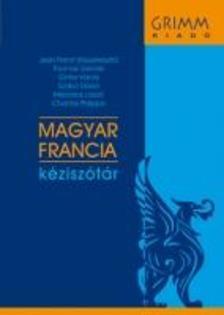 Jean Perrot - Magyar-francia kéziszótár