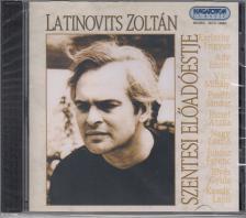 LATINOVITS ZOLTÁN SZENTESI ELŐADÓESTJE CD