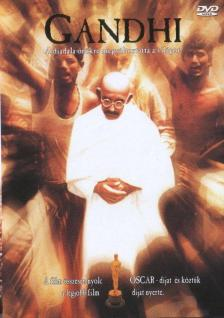 - GANDHI - A MOZIFILM DVD