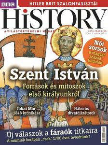 . - BBC History VI. évfolyam 3. szám - 2016. HISTORY