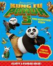 - Kung Fu Panda 3. - foglalkoztatófüzet #