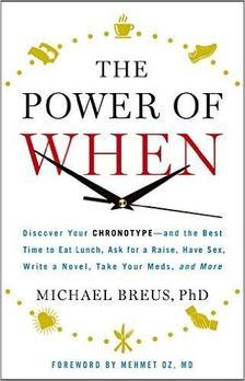 Dr. Michael Breus - A mikor hatalma