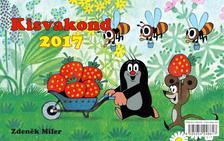 SmartCalendart Kft - PG Kisvakond, asztali naptár 2017, 23,1 x 14,5 cm