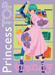 Princess TOP - Trendy (purple)