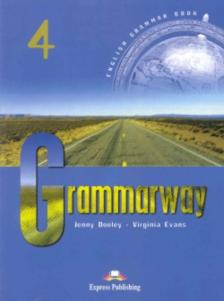 Jenny Dooley - Virginia Evans - GRAMMARWAY 4. - ENGLISH GRAMMAR BOOK