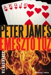 Peter James - Emésztő tűz [eKönyv: epub, mobi]