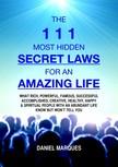 Marques Daniel - The 111 Most Hidden Secret Laws for an Amazing Life [eKönyv: epub, mobi]