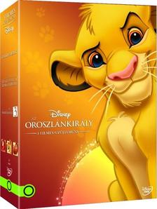 Disney - Oroszlánkirály díszdoboz (2015)