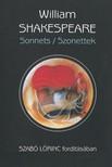 William Shakespeare - Sonnets/Szonettek [eKönyv: epub, mobi]<!--span style='font-size:10px;'>(G)</span-->