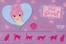 - Princess TOP - My party (purple)