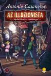 Casanova, Antonio - Az illuzionista 2. Nasha Blaze és a csodabodega - KEMÉNY BORÍTÓS