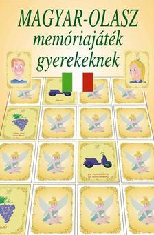 Simon Adrienn - Magyar-olasz memóriajáték gyerekeknek