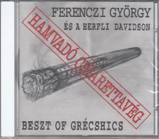 HAMVADÓ CIGARETTAVÉG CD FERENCZY GYÖRGY