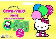 65214 - Hello Kitty Óriás Útravaló foglalkoztatókönyv
