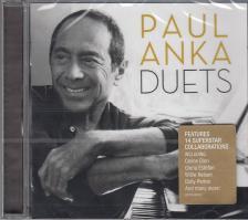 - PAUL ANKA DUETS CD