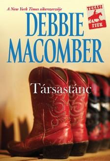 Debbie Macomber - Társastánc [eKönyv: epub, mobi]