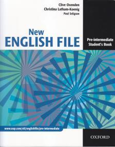 OXENDEN - NEW ENGLISH FILE PRE-INTERMEDIATE STUDENT'S BOOK