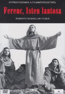 Roberto Rossellini - FERENC, ISTEN LANTOSA - DÍSZDOBOZOS VÁLTOZAT