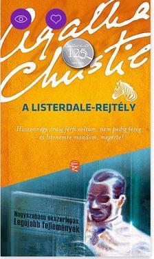 CHRISTIE, AGATHA - A Listerdale-rejtély