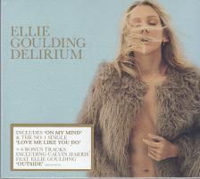 DELIRIUM CD ELLIE GOULDING