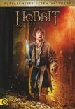 Peter Jackson - HOBBIT - SMAUG PUSZTASÁGA  / DUPLALEMEZES EXTRA VÁLTOZAT  2 DVD